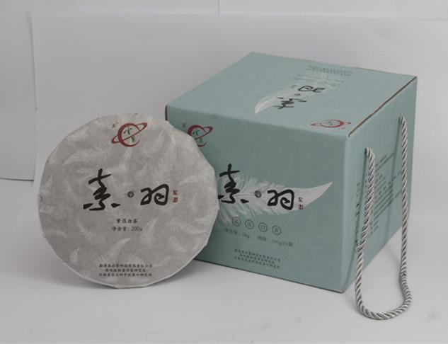 素羽(紧压白茶)
